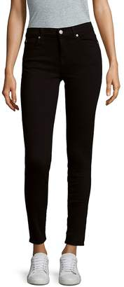 7 For All Mankind Women's Five-Pocket Skinny Jeans