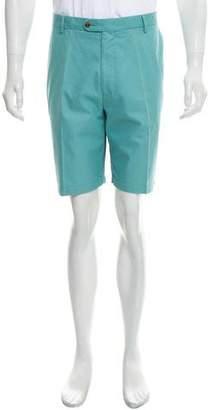 Peter Millar Flat Front Casual Shorts