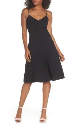 Adelyn Rae Sydney Fit & Flare Dress