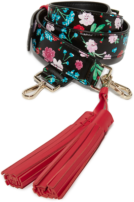 Kate Spade New York Tassel Guitar Strap $98 thestylecure.com