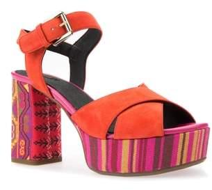 Geox Galene 3 Platform Sandal