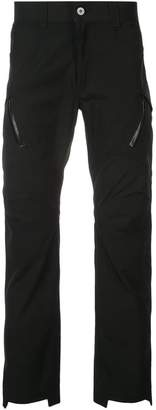 Junya Watanabe front pockets detail trousers