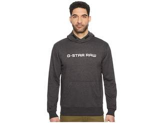 G Star G-Star Loaq Hooded Long Sleeve Sweater Men's Sweater