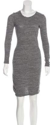 Etoile Isabel Marant Knit Long Sleeve Dress