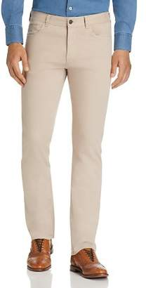 Canali Stretch-Cotton Classic Fit Five-Pocket Pants