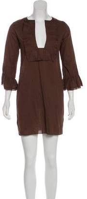 Anya Hindmarch Long Sleeve Cover-Up