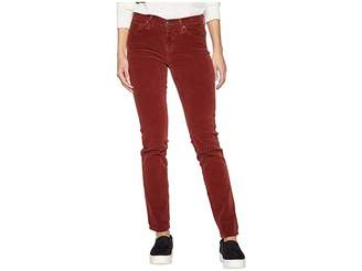 AG Adriano Goldschmied Prima in Sulfur Tannic Red Women's Jeans