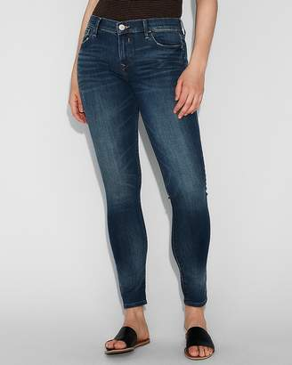 Express Eco-Friendly Mid Rise Stretch Jean Leggings