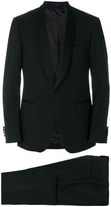 Lardini shawl lapel dinner suit