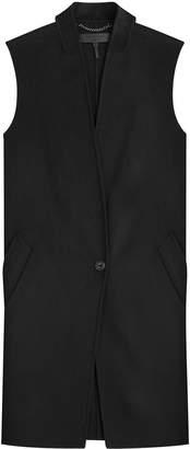 Rag & Bone Colorblocked Wool Vest