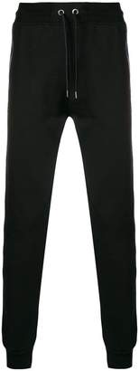 Le Coq Sportif drawstring track trousers