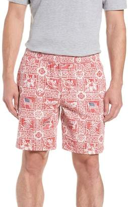 Reyn Spooner Summer Commemorative Classic Fit Print Shorts