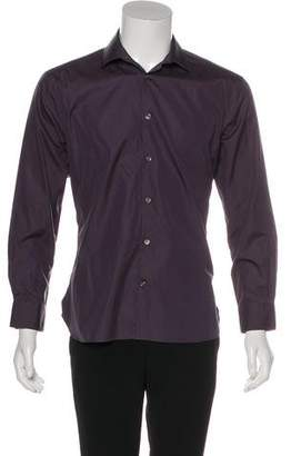 John Varvatos Woven Dress Shirt