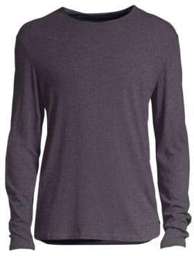 John Varvatos Cotton Crewneck Tee