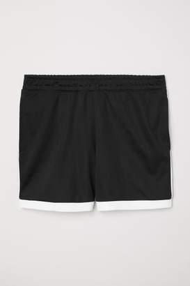 H&M Short Shorts - Black