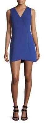 Alice + Olivia Lennon Mini Dress