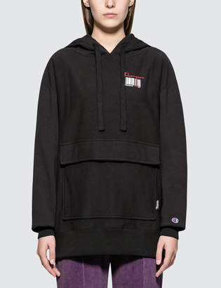 Champion Reverse Weave Hooded Sweater