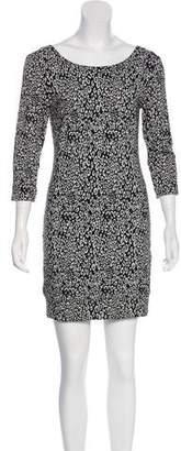 Trina Turk Patterned Bodycon Dress