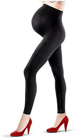 Sara Blakely ASSETS by Marvelous Mama Lucky Leggings Panty Hose