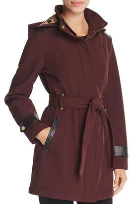 Via Spiga Belted Walker Coat
