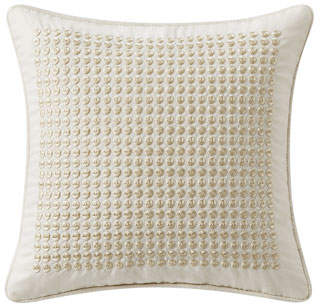Waterford Daphne Embroidered Square Pillow