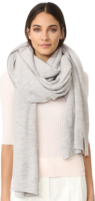 Acne Studios Milla Boiled Scarf $310 thestylecure.com