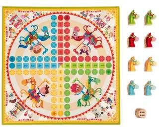 Janod Ludo Horses Game