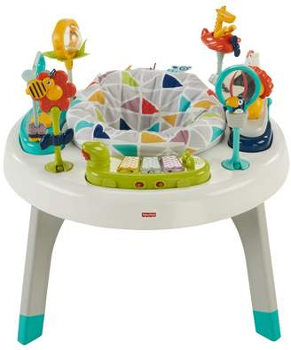 Fisher-Price 2-in-1 Sit-to-Stand Spin Activity Center