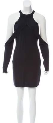 Dion Lee Long Sleeve Knit Dress w/ Tags