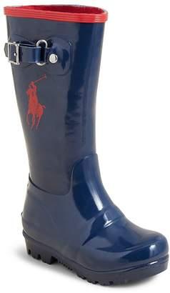 Polo Ralph Lauren Girls' Ralph Rain Boots - Walker, Toddler