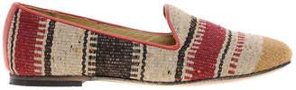 H By Hudson Bolero Fabric Flat