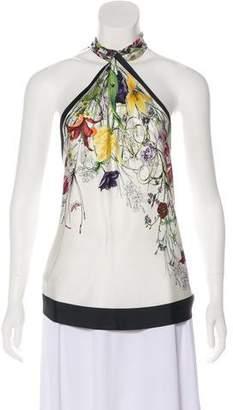 Gucci Silk Flora Top