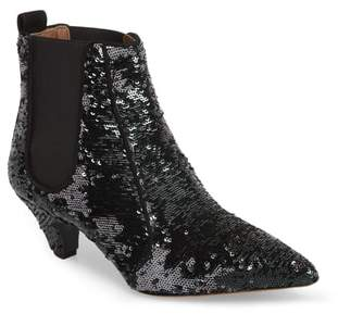 Tabitha Simmons Effie Pointy Toe Chelsea Bootie