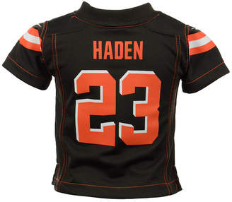 Nike Babies' Joe Haden Cleveland Browns Game Jersey $45 thestylecure.com