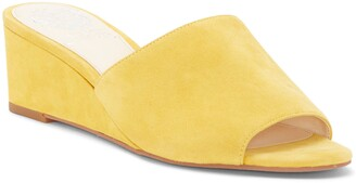 Vince Camuto Stephena Wedge Slide Sandal