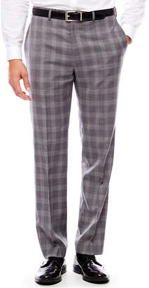 COLLECTION Collection by Michael Strahan Plaid Slim Fit Suit Pants - Slim