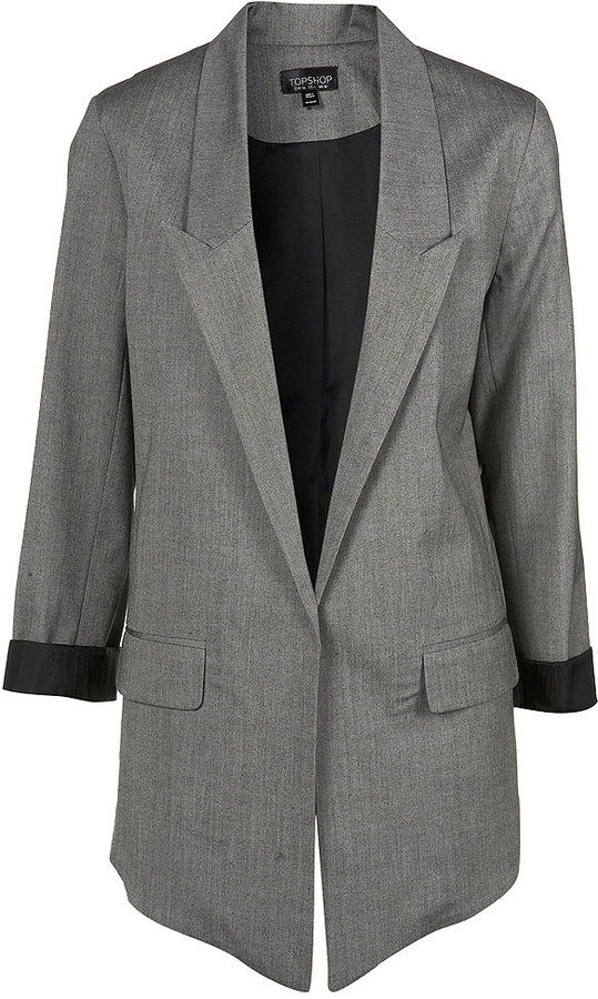 Tonic Drop Front Blazer