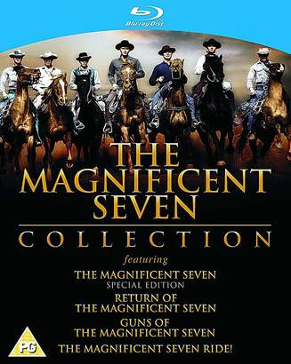 Fashion World Magnificent Seven Collection