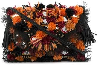 Antik Batik (アンティック バティック) - Antik Batik フローラル ショルダーバッグ