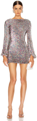 retrofete Tara Crochet Dress in Rainbow | FWRD