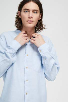French Connenction Linen Chambray Shirt
