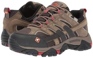 Merrell Work Moab 2 Vent Waterproof SR Women's Lace up casual Shoes