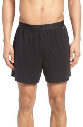 Men's Nordstrom Men's Shop Micro Modal Blend Knit Boxers $29.50 thestylecure.com
