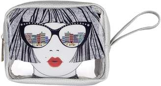 clear Verrier Take Me To NYC Pouch
