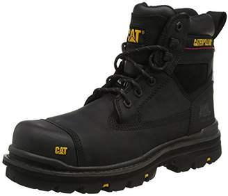 Caterpillar Men's Gravel Safety Boots, (Black), 39 EU