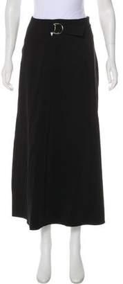 Preen by Thornton Bregazzi D-Ring Wrap Skirt