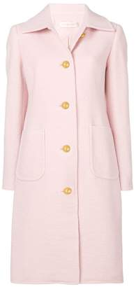 Tory Burch single breasted coat