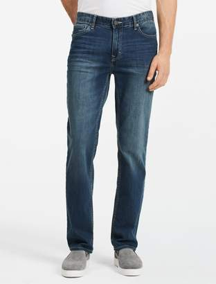 Calvin Klein straight leg authentic blue wash jeans