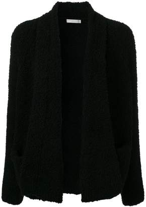 Vince fleece knit cardigan