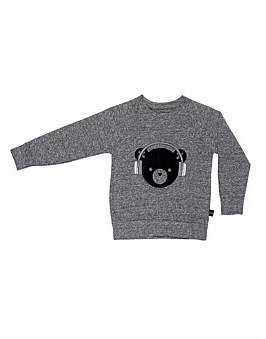 Huxkid Heartbeat Sweatshirt (Boys 3-7 Years)